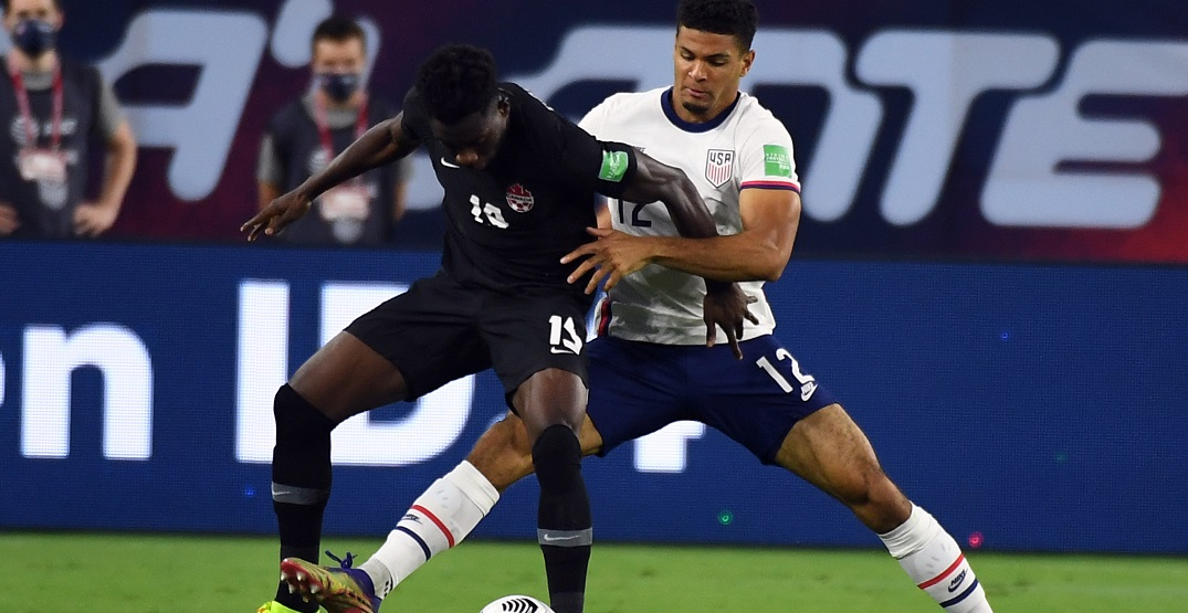 Alphonso Davies injured, out for Canada's next World Cup qualifier: report