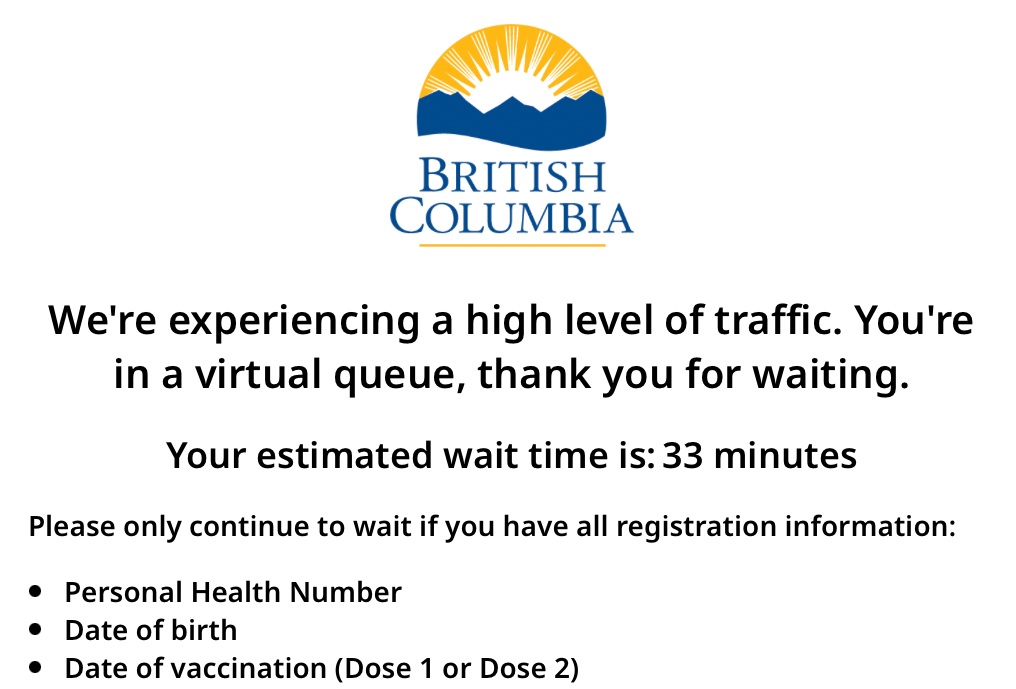 BC's vaccine pass rollout hit technical difficulties before it was officially announced