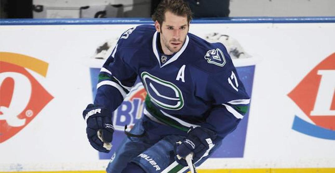 Kesler recalls telling Canucks doctor to cut off his finger during epic playoff game