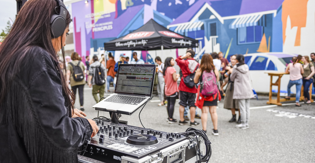 VMF Plaza Series presents 5 family-friendly outdoor pop-ups across the city