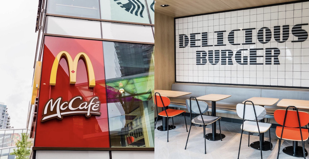 A new 24-hour McDonald's just opened at The Amazing Brentwood