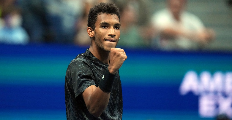 Auger-Aliassime joins Fernandez in US Open semi-finals