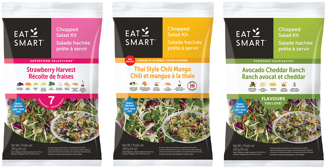 Listeria salad kit recall expanded to more flavours and provinces