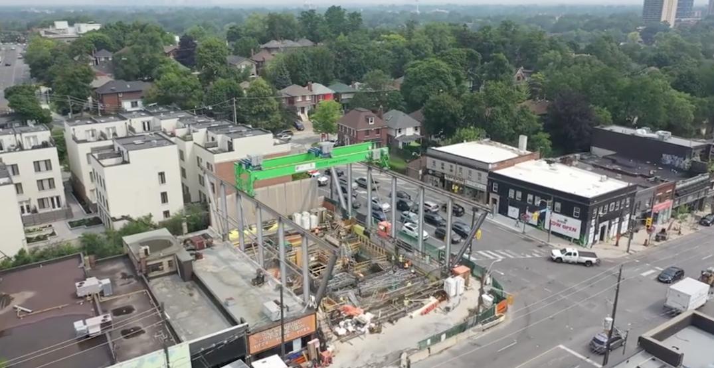 Metrolinx promises to clean up Eglinton as Crosstown LRT build goes on