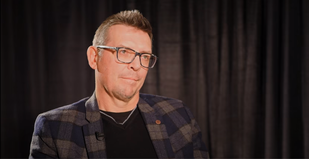Theo Fleury's anti-vaccine comments called out by university that gave him honorary doctorate