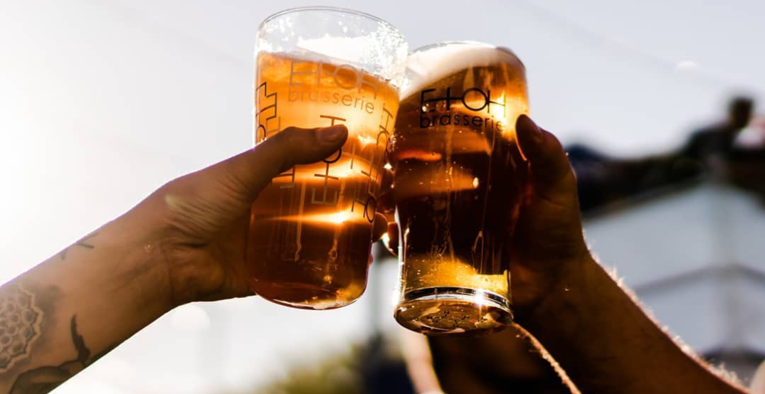Four-day Oktoberfest beer festival kicks off just outside Montreal tomorrow