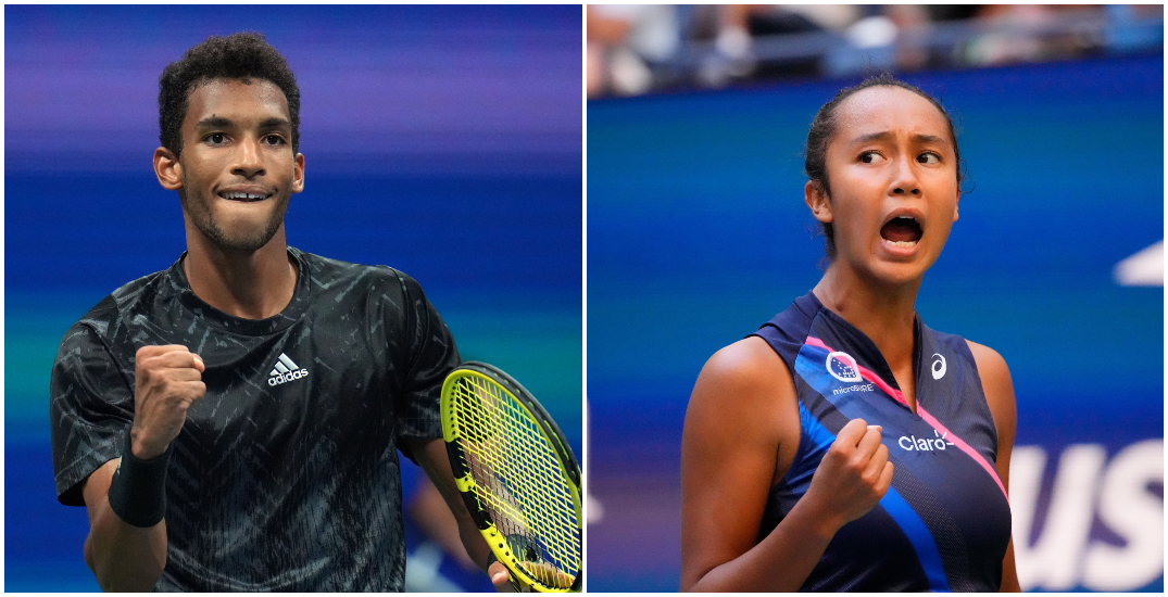 """Canadian US Open success """"great for Quebec"""" says Montreal's Auger-Aliassime"""