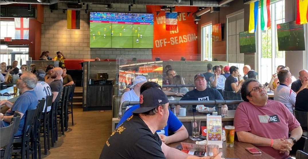 5 best sports bars to watch a game in Edmonton