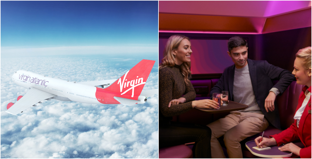 Virgin Atlantic adding comfy lounge-style booths onto new planes