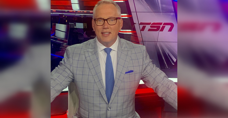 "TSN's Darren Dutchyshen has cancer, leaving SportsCentre ""for a bit"""