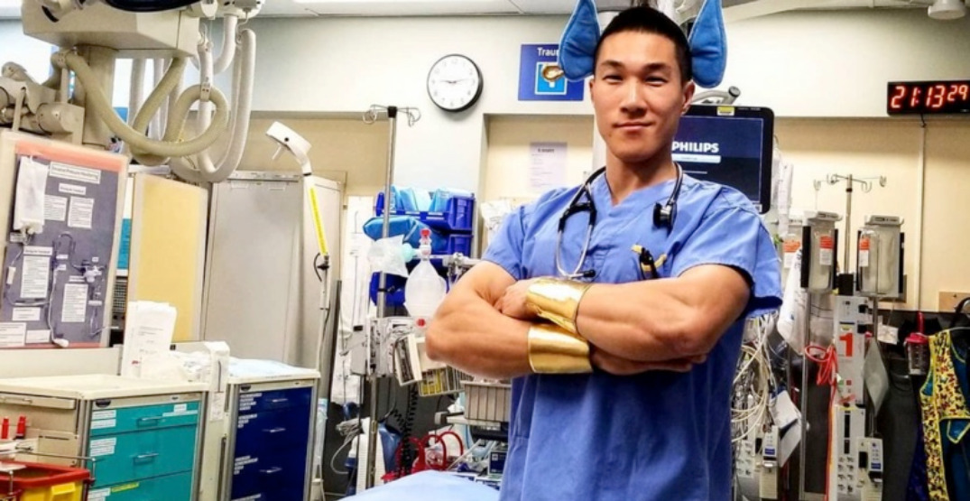 Vancouver ER doctor says get vaccinated so people can party again