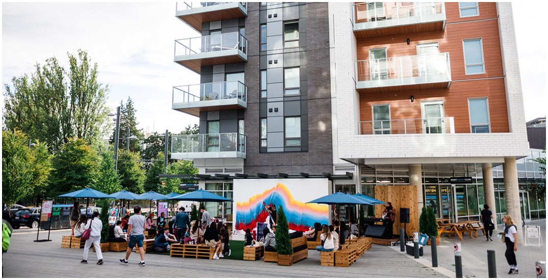 Live music, food and festivities at UBC this September