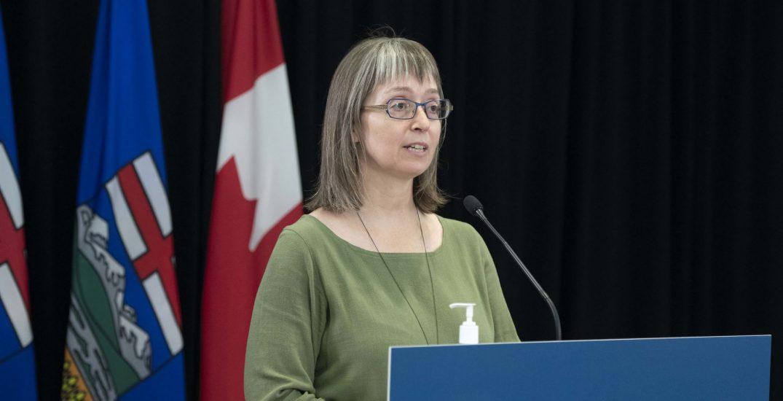 Alberta reports 1,510 new COVID-19 cases as hospitalizations near 700