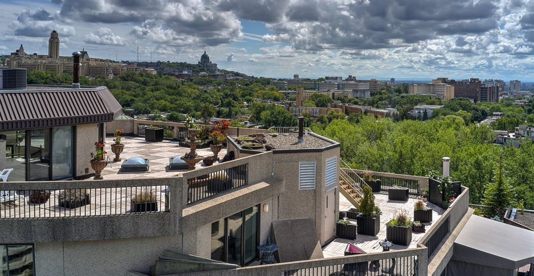 A look inside: $3.5M luxury penthouse with mountain view