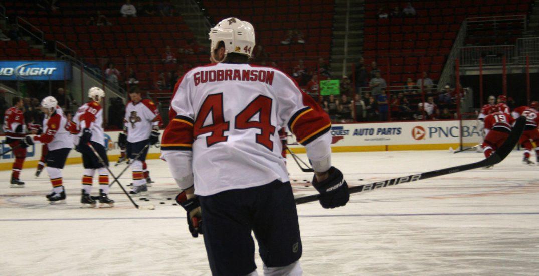 Calgary Flames sign free agent defenseman Erik Gudbranson