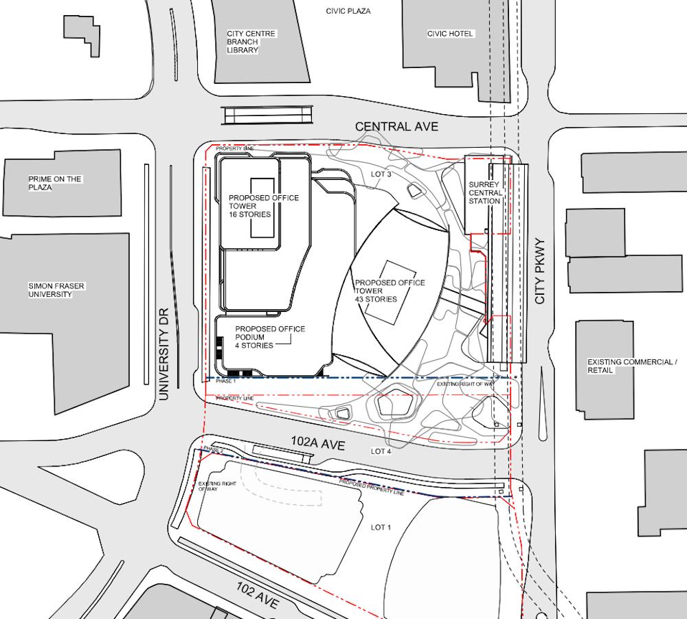10275 City Parkway Centre Block Surrey