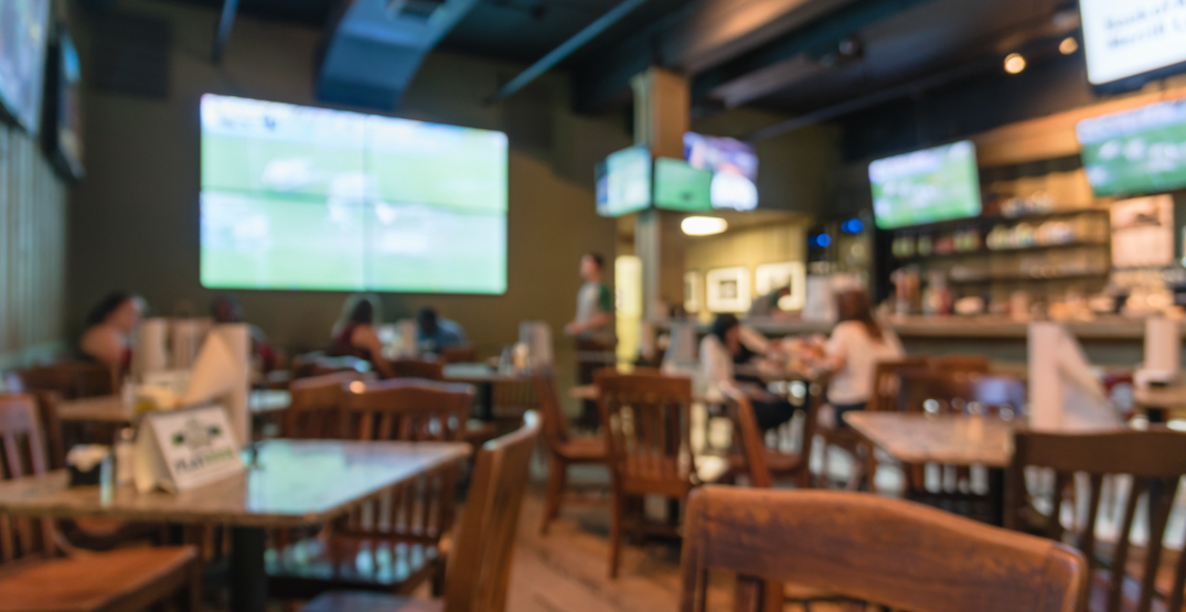 6 of the best sports bars to watch a game in Toronto