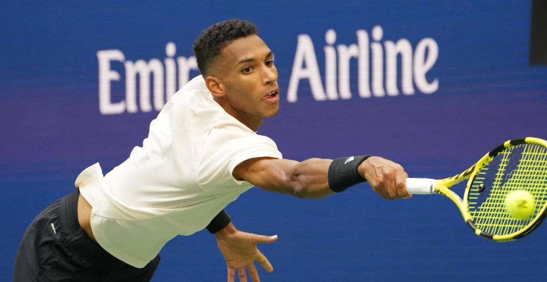 Felix Auger-Aliassime falls short of historic US Open victory