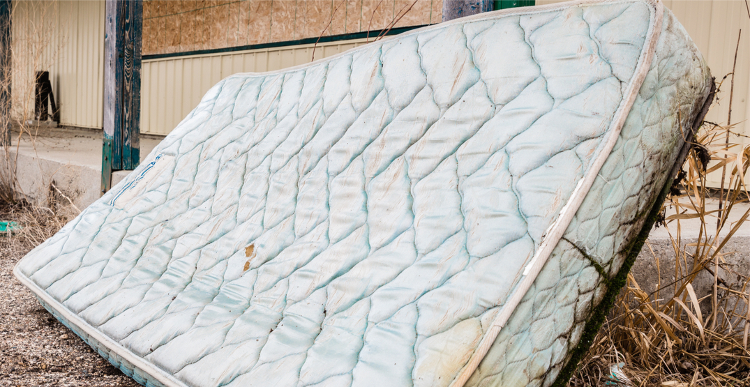 BC expanding recycling programs to include mattresses