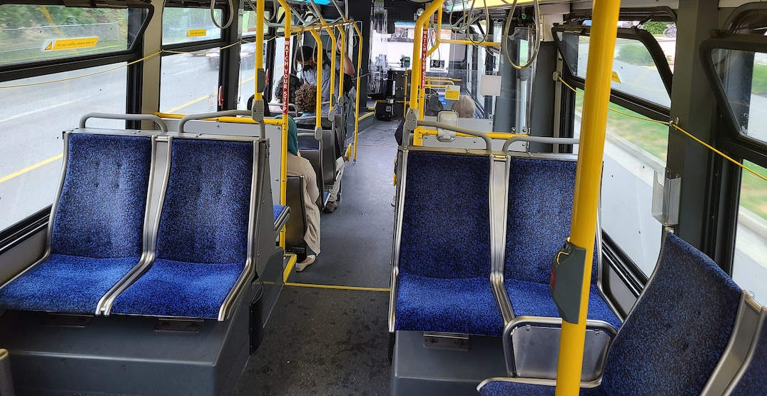 """TransLink increasing bus cleaning that reaches """"every nook and cranny"""""""