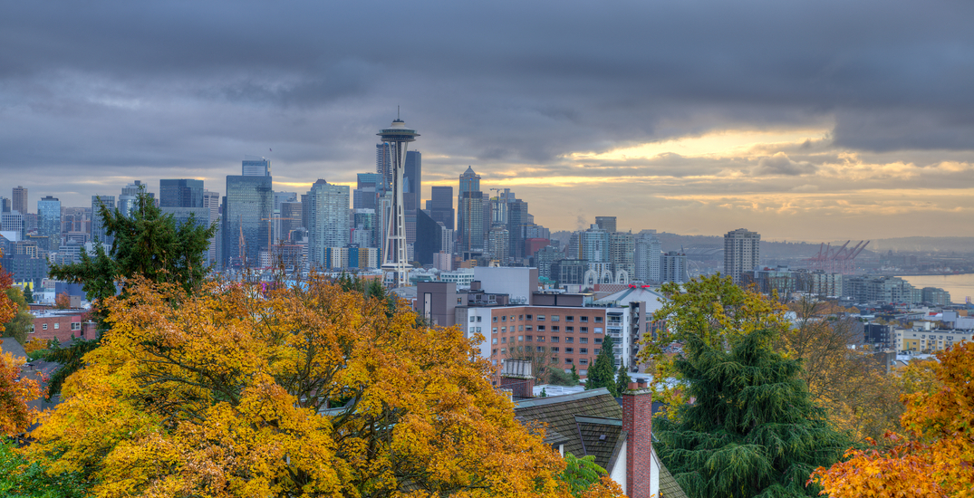 7 picturesque places around Seattle to visit this fall