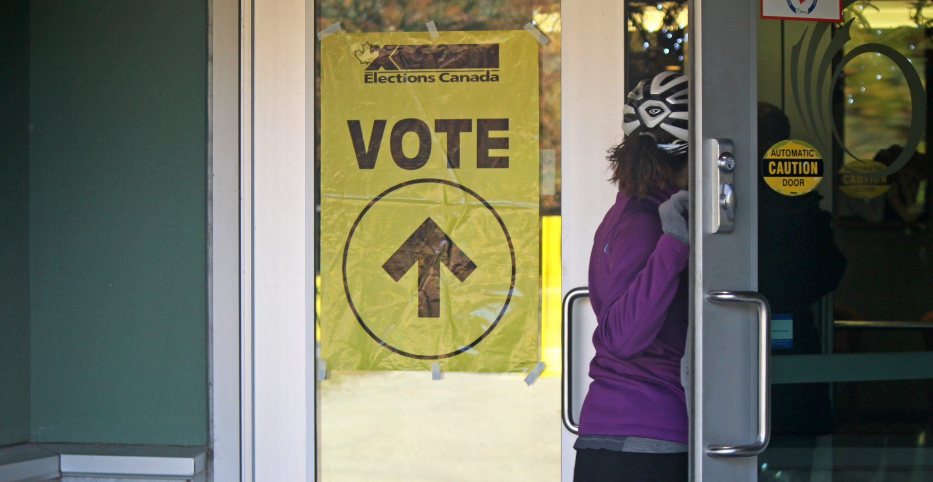 Advance voting is open across Canada this weekend