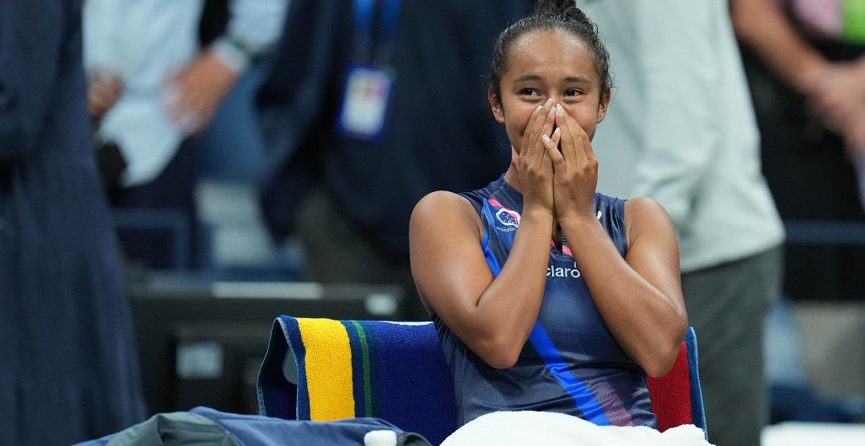 Celebrities congratulate Leylah Fernandez after amazing US Open run