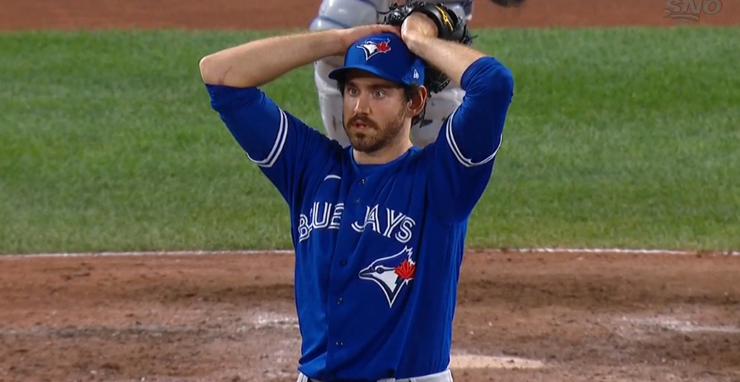 The Blue Jays just had one of the most bonkers doubleheaders ever