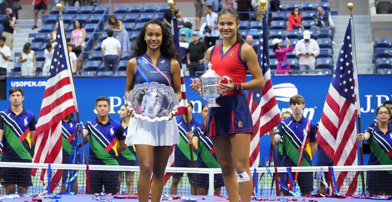 Leylah Fernandez set to vault up world tennis rankings after US Open final