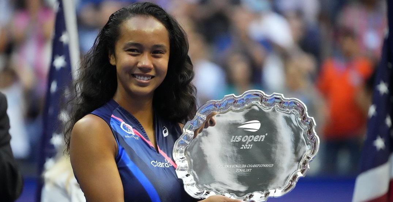 Leylah Fernandez earned more money at US Open than rest of her tennis career