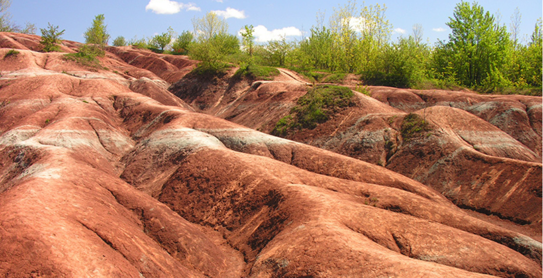 You can explore a geological gem in Ontario this fall