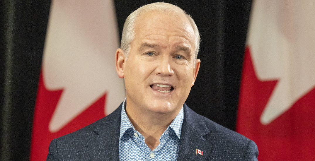 O'Toole makes pitch to women voters, vows to hike benefits for grieving parents