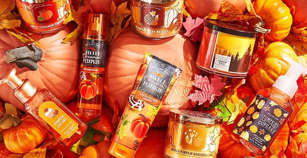 Bath & Body Works Canada to launch new site by end of month