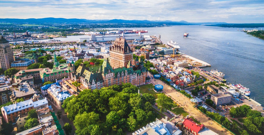 Here's how to spend 24 hours in Quebec City