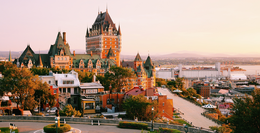 These are the top five cities in Canada according to Travel + Leisure