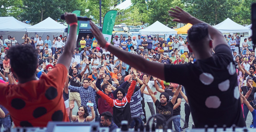 5X Fest: Everything you need to know about Vancouver's South Asian block party