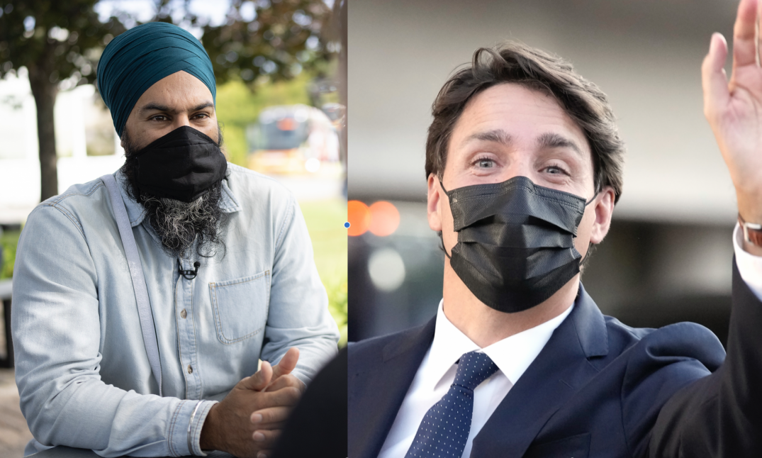 Singh, Trudeau vow crackdown on hospital protests as parties denounce demonstrations