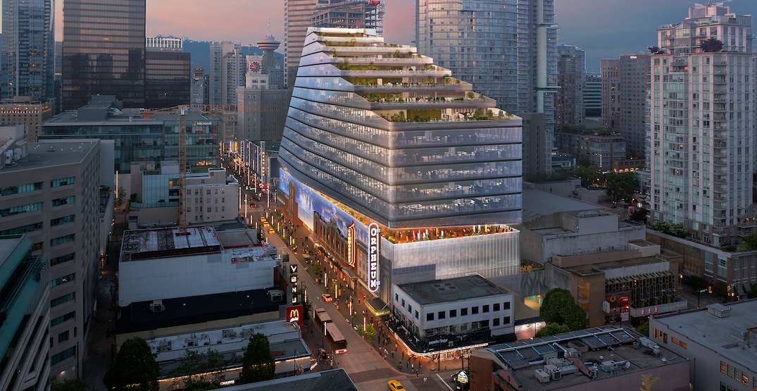 800 Granville revitalization project progresses to official application (RENDERINGS)