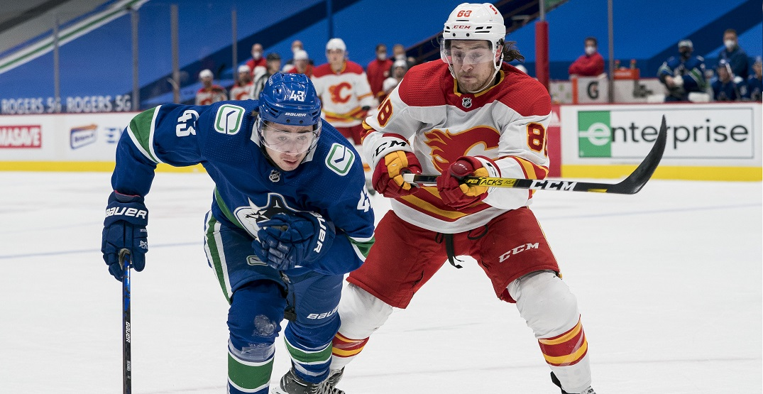The 2021-22 NHL standings as predicted by oddsmakers