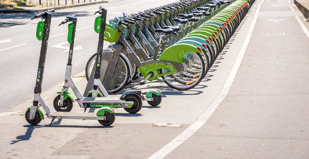 Lime selected by City of Richmond to operate e-scooter and e-bike share