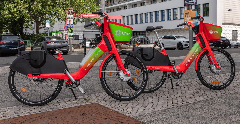 lime e-bike berlin