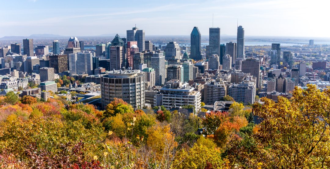 Warm start and early winter in Quebec's long-term fall forecast