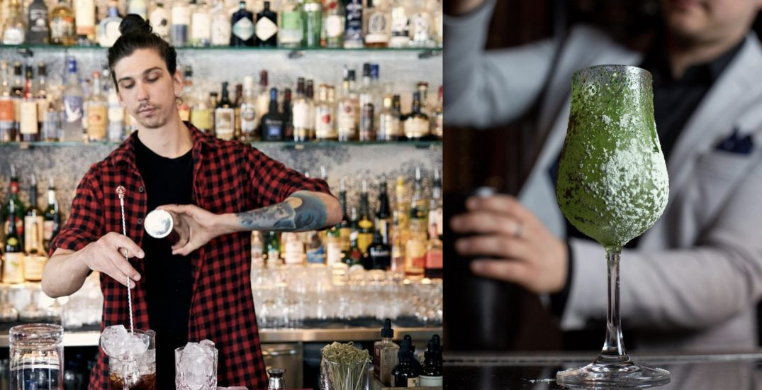 9 cocktail bars to grab a drink at in downtown Calgary