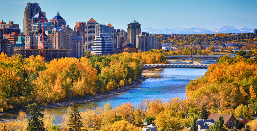 Average start and late winter in Alberta's long-term fall forecast