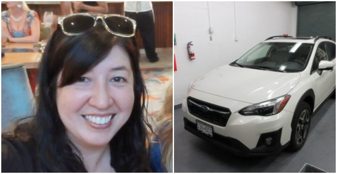 Langley home of missing mom, teacher searched by police