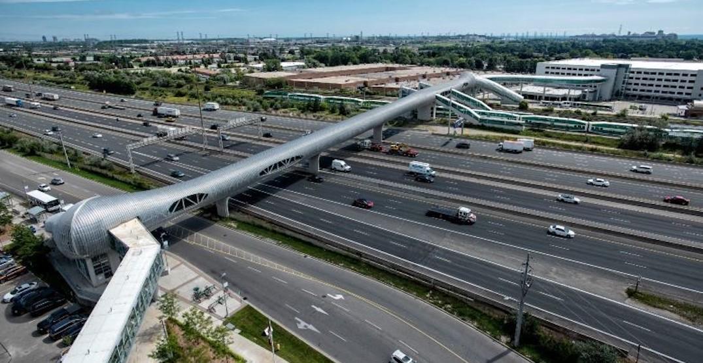 This GTA bridge just won a Guinness World Record