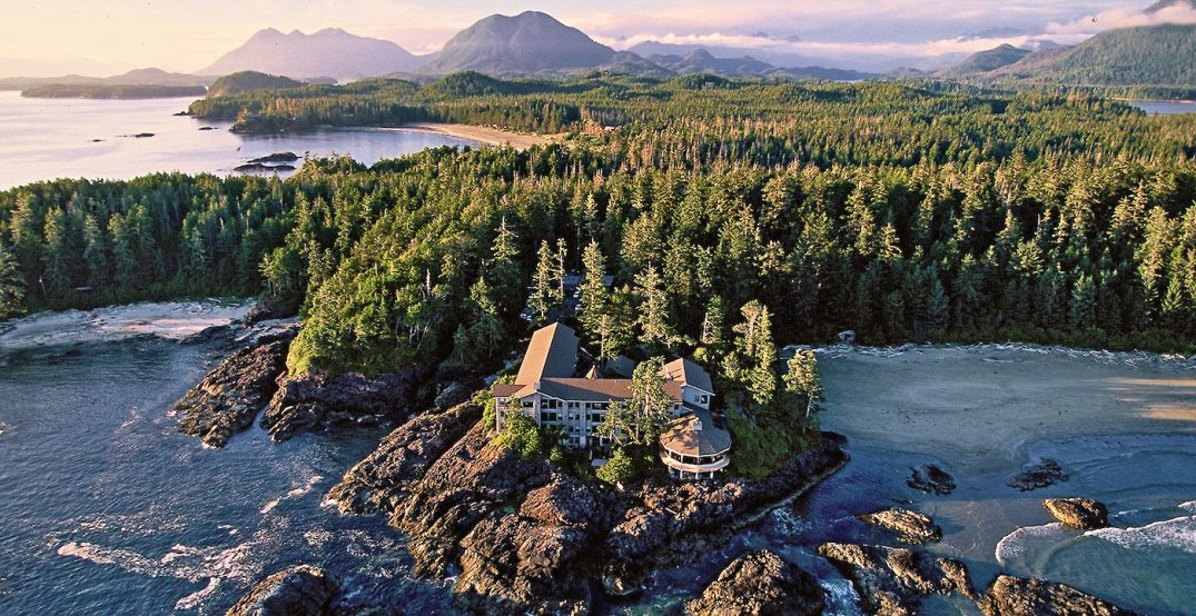 Three breathtaking BC resorts made a top 10 in Canada list