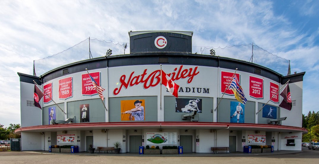 Nat Bailey Stadium hosting outdoor movies this month