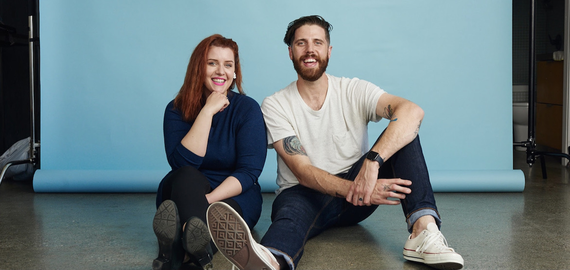 Brother-sister duo helping customers with their social media strategy