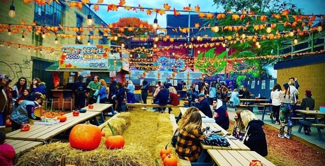 Celebrate all things Fall at this massive outdoor Toronto event next month